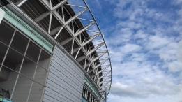 A Wembley Sky.