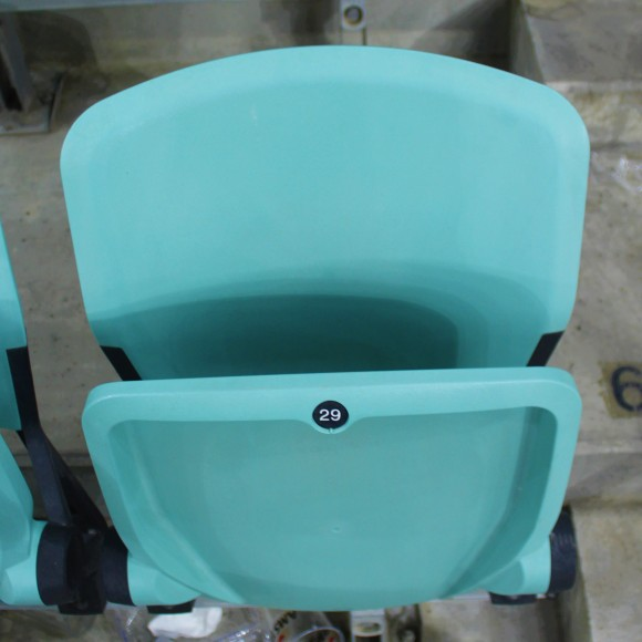 Seat 29, Row 20.