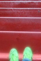 Adidas green, Argentinos Juniors red.